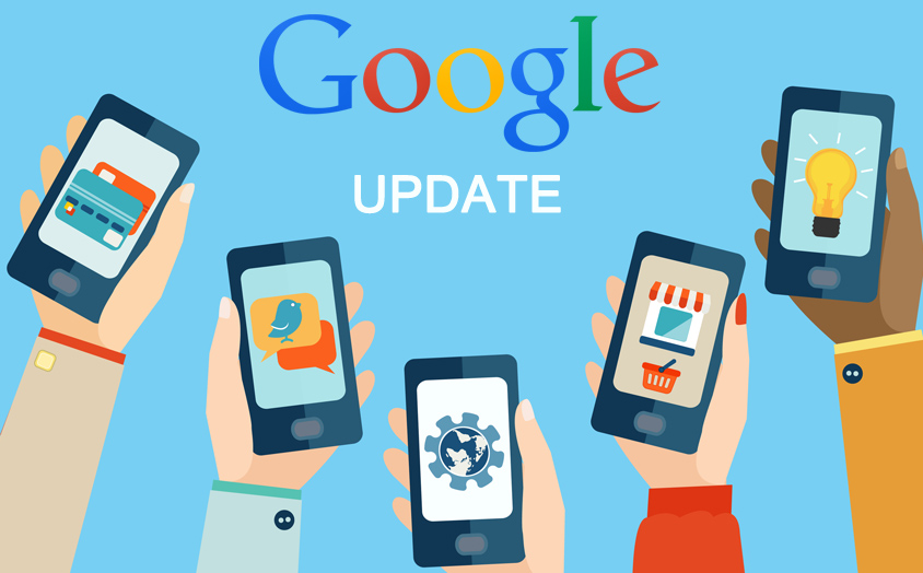 Google update for Local Mobile Websites